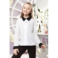 """Шкільна блуза для дівчинки """"sh-48"""""""