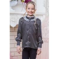 """Шкільна блуза для дівчинки """"sh-8"""""""