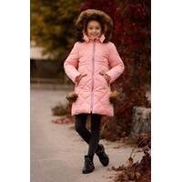 """Зимова куртка для дівчинки """"zkd-8"""""""