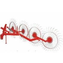 Граблі колісно-пальцеві «Сонечко»  4 к
