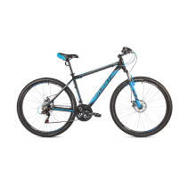 "Велосипед 29"" Avanti SPRINTER рама - 21"" чорно-блакитний"