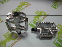 Педаль 961В2 алюминієва колір срібло