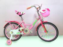 """Велосипед 16"""" Beidofu розовый"""