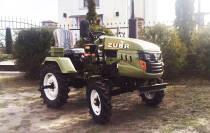 Мототрактор - ZUBR S-180  (R195NDL)