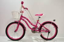 "Велосипед 20""- Remmy LUCY рожевий (глянец)"