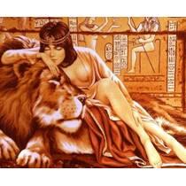 """Картини з бурштину - """"Клеопатра"""" під замовлення"""