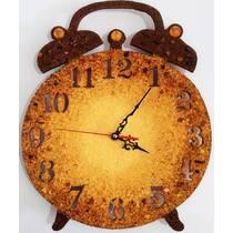 Годинник з бурштинової крихти