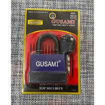 Замок навесной блистер BGU655 Gusami 55мм / GU-55