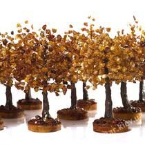 Сувеніри бурштинові дерева
