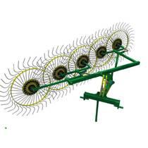 Грабли колесно-пальцевые «Солнышко» 5 к