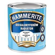 "Краска для радиаторов ""Hammerite"" белая 0,7л."