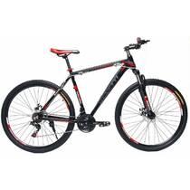 "Велосипед 29"" Benetti-Grande DD рама - 18""  черно-красный"
