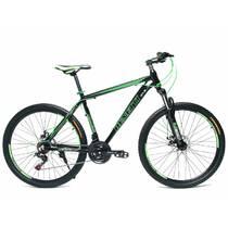 """Benetti-Grande DD 18"""" черно-зеленый глянец"""