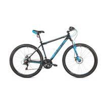 """Велосипед 29"""" Avanti SPRINTER рама - 21"""" черно-голубой"""