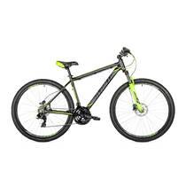 """Велосипед 29"""" Avanti VEKTOR рама-19"""" чорно-зелений Гідравліка"""