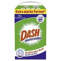 Пральний порошок DASH  універсальний 8,5 кг 130 прань Німеччина