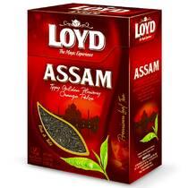 Чай Loyd Assam черный, крупнолистовой, 80 гр. Польша