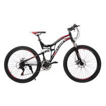 Велосипед 26  Remmy EVEREST 18  AM2 DD черно-красный глянец