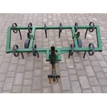 Культиватор 1,4 м пружинний мото/трактора (1Т) без катка