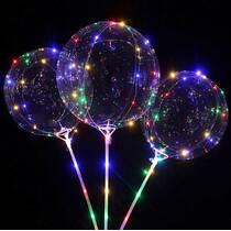 Светящийся воздушный шар с led-гирляндой / ВОВО-1