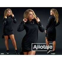 Платье - 23656 (черный)
