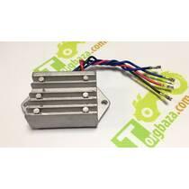TR - Реле зарядки мототрактора (4вихода)