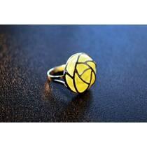 """Перстень із бурштину """"Джат"""""""