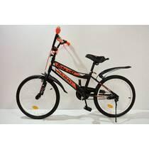 """Велосипед 20""""- Remmy ROKY черно-оранжевый матовый"""