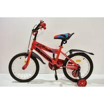 """Велосипед 16""""- Remmy BOSS червоно-чорний глянець"""