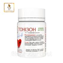 Біодобавка Тонизон знижує артеріальний тиск №60 Тібетська формула