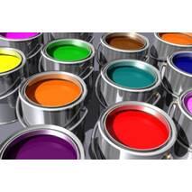Краски кремнийорганические