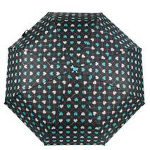 TRC Складной зонт Barbara Vee Зонт женский полуавтомат BARBARA VEE  HDUE-BV-HR100-TQ