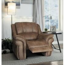 Диван Комфорт з кріслом реклайнером для вітальні