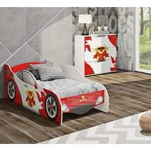 Модульная детская мебель Оксфорд - Машинки