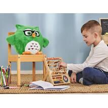 Плед-игрушка Эмоциональная Совушка Веселун Гуди Ку II Dormeo