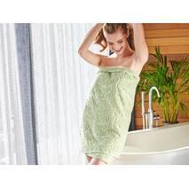 Рушник зелене Dalia Dormeo  70х140 см