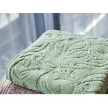 Рушник зелене Dalia Dormeo  50 х 100 см