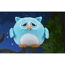 Детская мини-игрушка Эмоциональная Совушка Соня Блу-Блу Dormeo