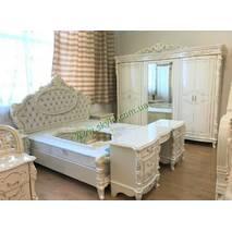 Елітна класична спальня Версаль Слоніммеблі