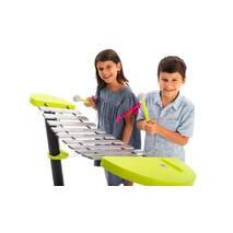 Ксилофон 'Wind Piano' уличный музыкальный инструмент