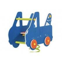 Качалка на пружині KBT Евакуатор з HDPE пластику (тільки сидіння)