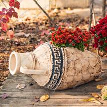 Амфора глиняна Клео
