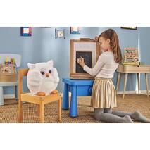 Детская мини-игрушка Эмоциональная Совушка Простачок Блаши Ку Dormeo