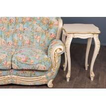Журнальний столик 7 та кавовий столик 20 Бароко деревяні з різьбленням