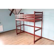 Одноярусная кровать Шрек-чердак