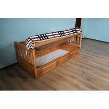 Односпальне ліжко з підйомним механізмом Немо