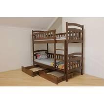 Двухъярусная кровать Белоснежка