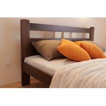 Двоспальне ліжко Геракл з низьким узніжжям