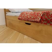 Односпальне ліжко з підйомним механізмом Котигорошко