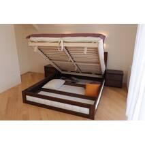 Двоспальне ліжко Амелія з підйомним механізмом